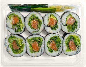 Salmon Roll - Individual