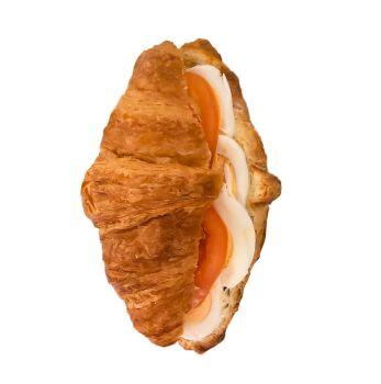 Egg & Tomato - Filled Croissant