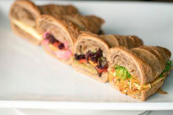 Vegan Individual Lunch Platter