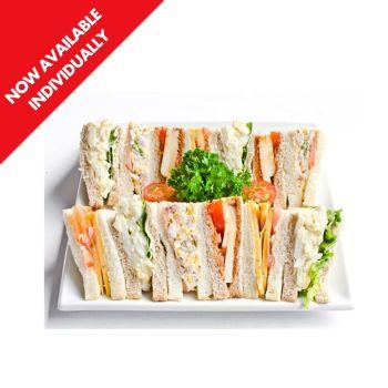 Gluten Free Sandwiches - Individual