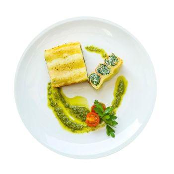 Spinach & Ricotta Cannelloni Menu