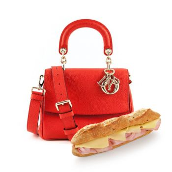 The Dior Lunch Bag - Meat