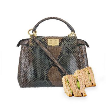 The Fendi Lunch Bag - Gluten Free