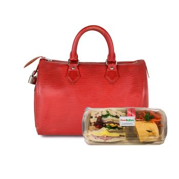 The Vuitton Lunch Bag - Meat