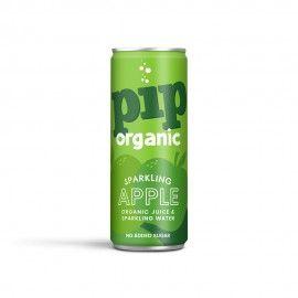 Organic Sparkling Apple Juice