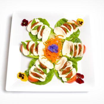 Tricolore Platter