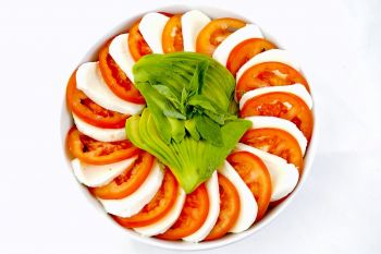 Large Bowl of Tricolore Salad