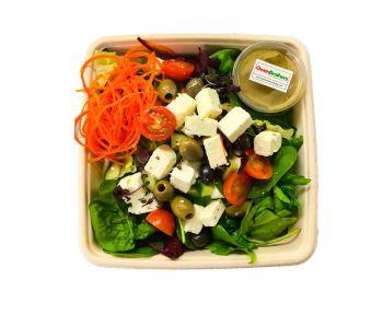 Vegetarian Bento Box - Greek Salad