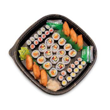 The Akana Vegetarian Sushi Selection