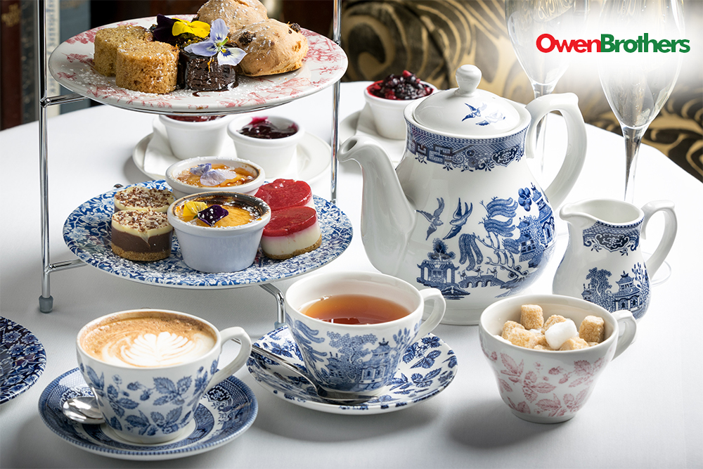 Afternoon Tea week – Celebrate the festival in style!