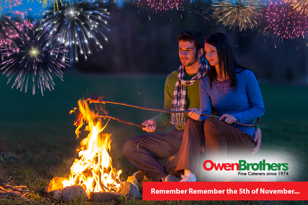 At Last, Bonfires Night is Here